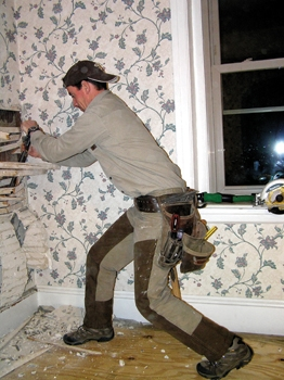 Wall Work: Tips and Tricks for Working with Plaster Walls