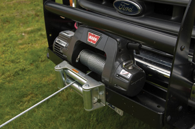 Diy Install A Winch On A Pickup Truck Extreme How To