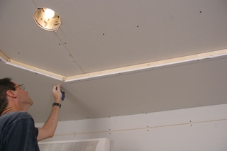 Tray 5 Tray Ceiling Installation for Homeowners