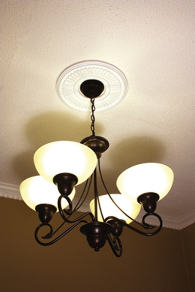 Easy to install ceiling medallions extreme how to save aloadofball Choice Image