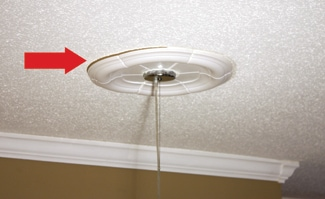 Easy To Install Ceiling Medallions