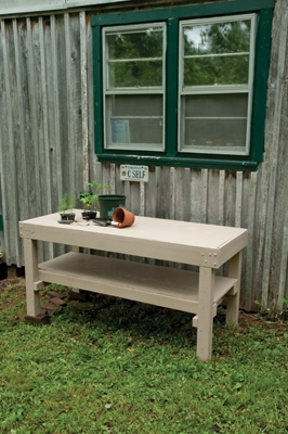 Build Your Own Potting Bench - Extreme How To