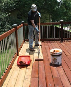 Exterior Wood Care For Pressure Treated