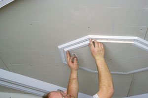 Artistic Drywall for Decorative Ceilings - Extreme How To
