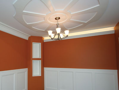 Artistic drywall for decorative ceilings extreme how to for Decorative ceilings