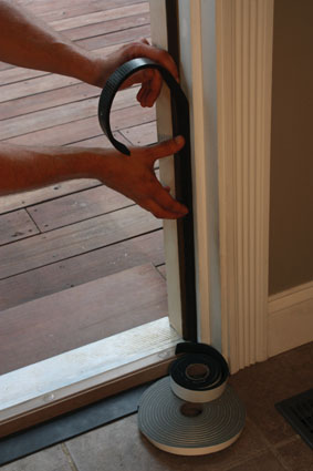 Without the proper weather stripping, caulking and storm windows, 20 to 50 percent of your energy costs are wasted.