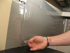 IMG 4322 DIY Quick and Easy Backsplash