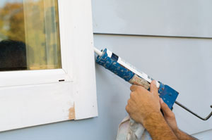 Paint-able caulk
