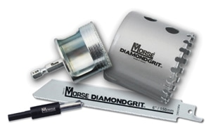 Diamond Grit Blades