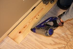 Flooring Finish Nailer