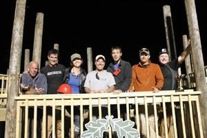 Top-notch building team