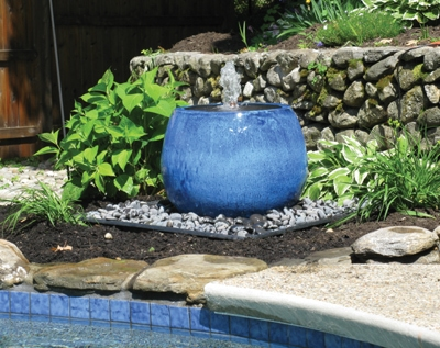 Install A Disappearing Water Fountain Extreme How To