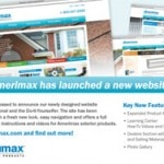 Amerimax Launches a Newly Designed Website
