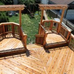 Rebuilding a Backyard Deck