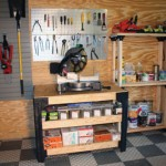 Building a Versatile Bracket System for Garage Storage