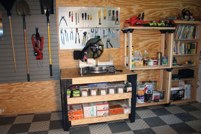 Building A Versatile Bracket System For Garage Storage