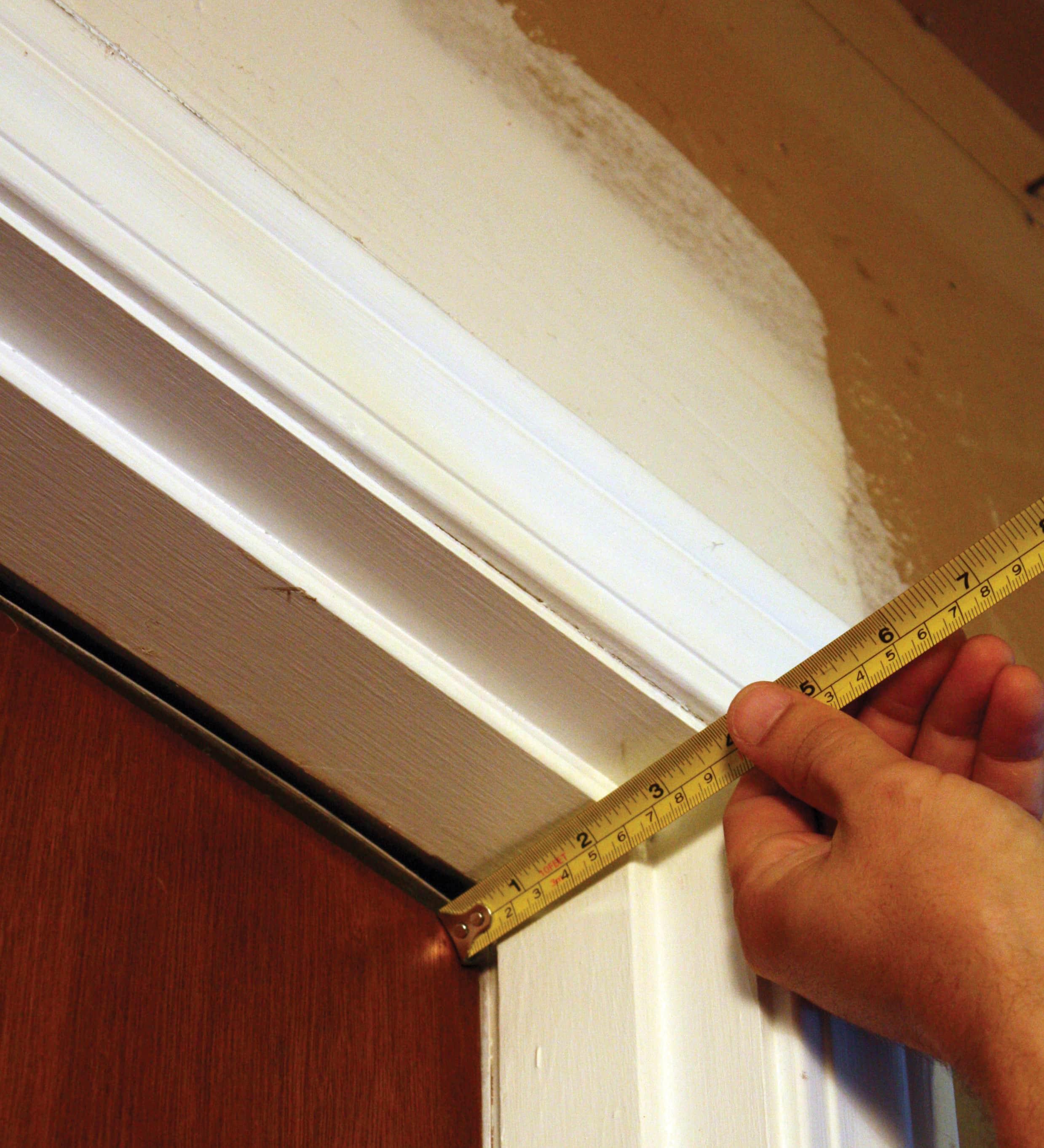 Door weatherstriping how to weatherstrip doors diy for Door weather stripping