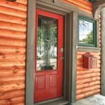 Adding an Attractive Door Surround