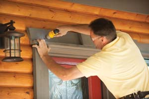 Adding An Attractive Door Surround Extreme How To