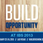2013 International Builders' Show Preview