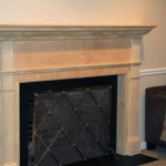 Installing a Custom Fireplace Mantel
