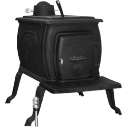 The cast Iron U.S. Stove