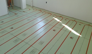 Warmboard radiant heating extreme how to for Warmboard alternative
