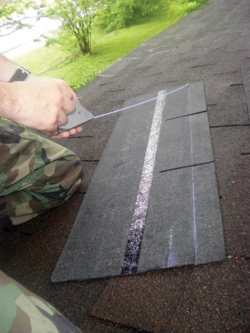 Reroof31 DIY Repair of an Asphalt Shingle Roof