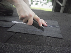 Reroof4 DIY Repair of an Asphalt Shingle Roof