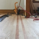 Installing a Hardwood Border and Feature