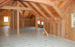 Warmboard radiant heating extreme how to for Warmboard problems