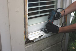 Repair A Rotting Window Extreme How To