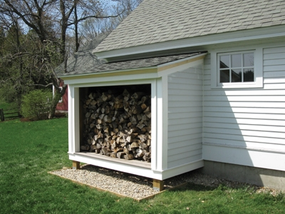 Building A Wood Storage Shed Extreme How To