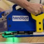 ShopBot Launches Kickstarter for the Handibot™ Smart Power Tool