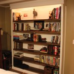 Building a Built-in Bookcase