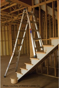 Multipurpose ladders offer a versatile solution for handymen and homeowners alike. By articulating like an A-frame and also extending a collapsing as an extension ladder, a multi-purpose ladder can serve as an A-frame ladder, a multipurpose ladder can serve as an A-frame ladder, an extension ladder of a 90-degree ladder.