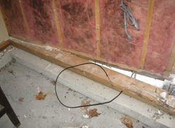 Repairing A Garage Wall Damaged By A Car Extreme How To