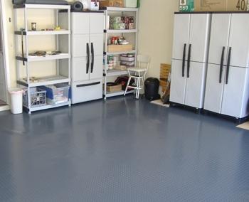 Floor Protection for Garages and Workshops