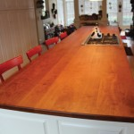 Refinishing a Cherry Wood Countertop