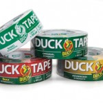 Silver duck tape group