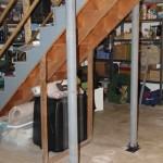 Lally Lock Structural Column Offers Code Compliance and Adjustability