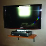 How to Build a TV Shelf