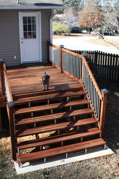 Image Result For Deck Foundation Options