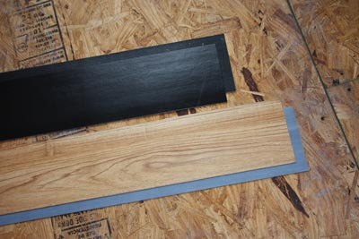 EasyToInstall Flooring For The DIYer Extreme How To - Moisture barrier for vinyl plank flooring