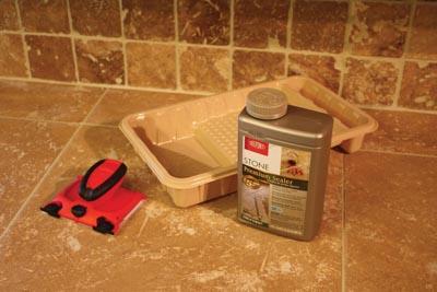 dupont stone sealer instructions