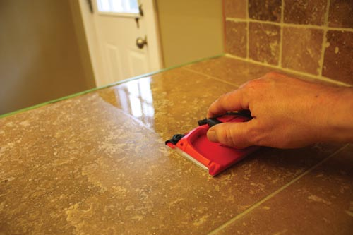 Reseal A Stone Countertop Extreme How To