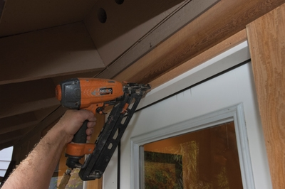 Adding A Patio Door And Window Combination Extreme How To