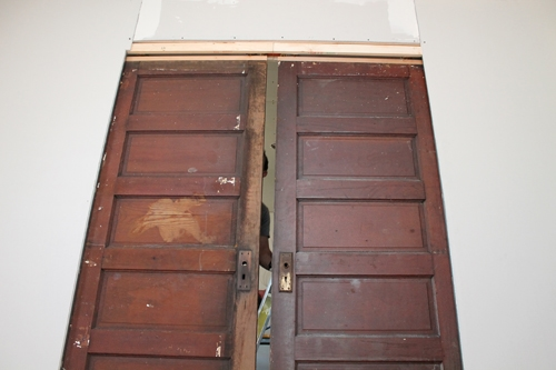 Install a Pocket Door - Install A Pocket Door - Extreme How To