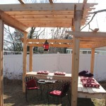 Designing and Building a Pergola