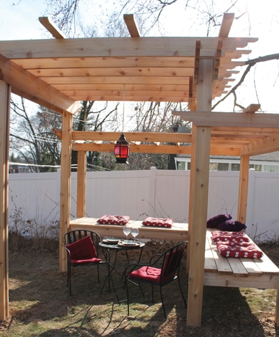 Designing And Building A Pergola Extreme How To
